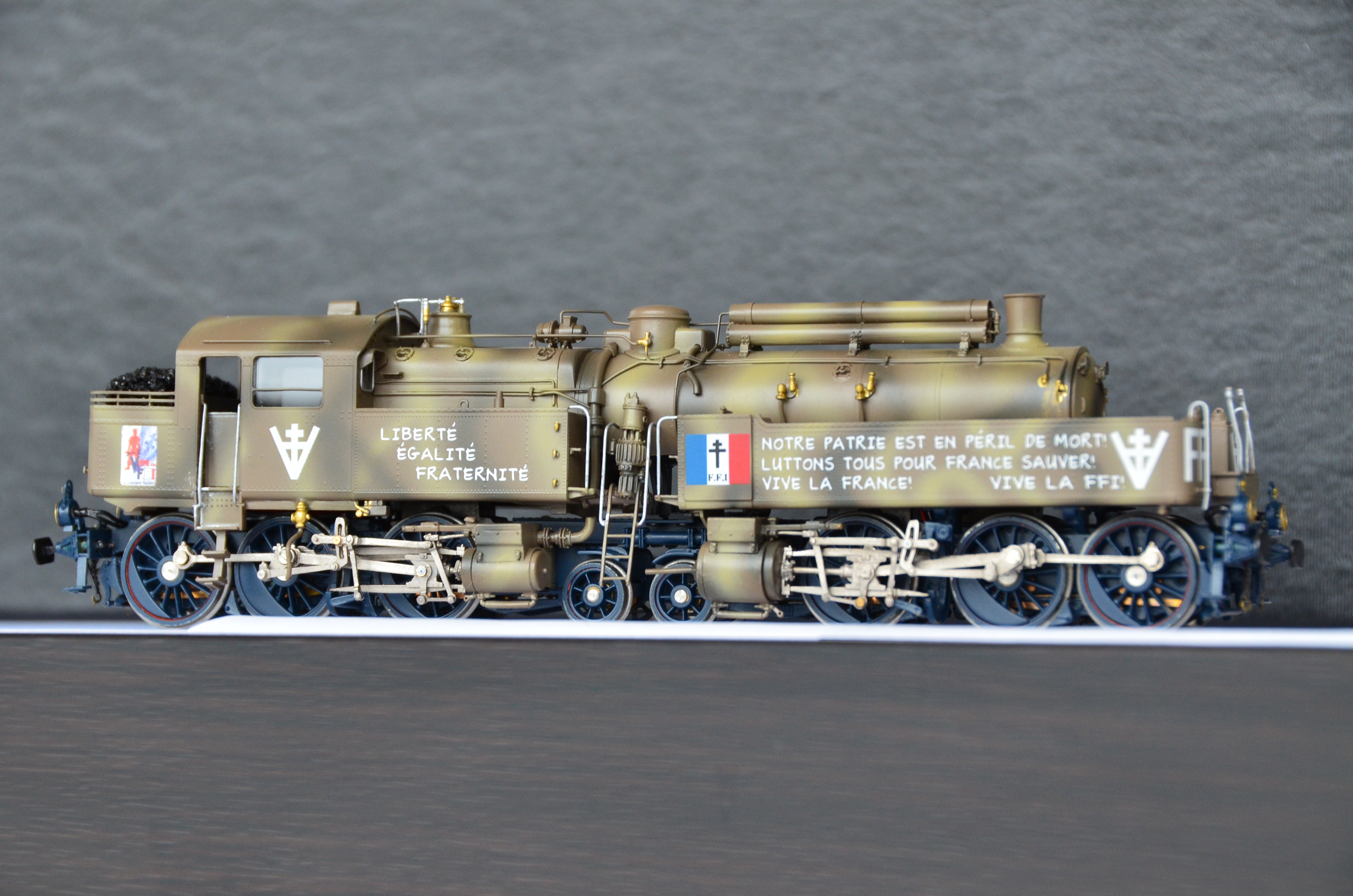 2014 Projects | Eisenbahn Canada - The French 031-130 Du ...