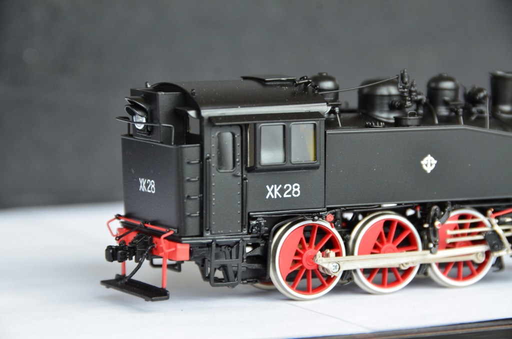 USATC S100 0-6-0T Steam Locomotive HO-004/2
