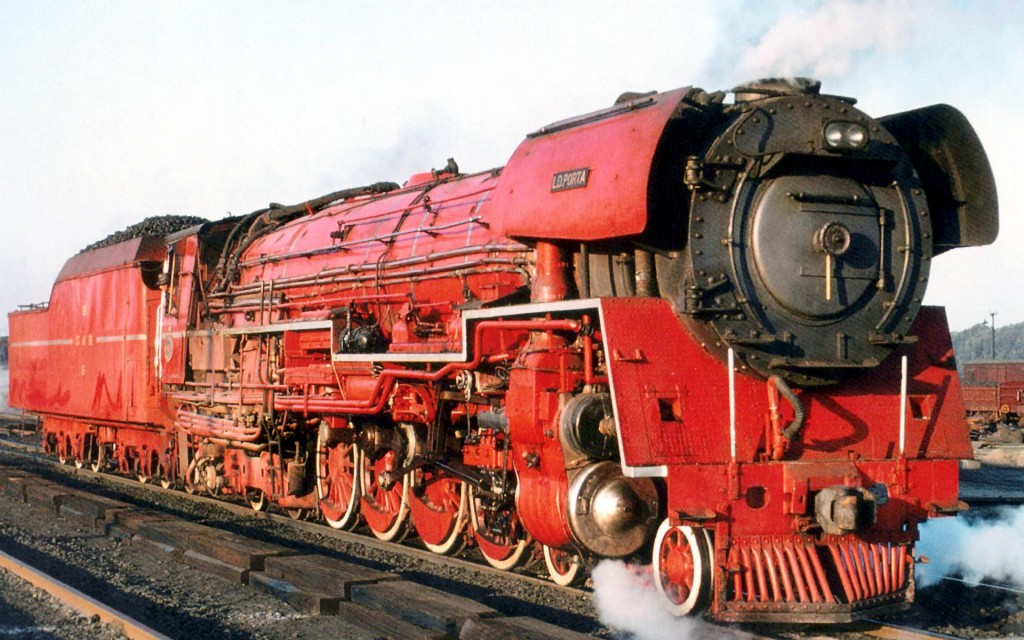 No. 1 type in Vermilion red as on may 1982