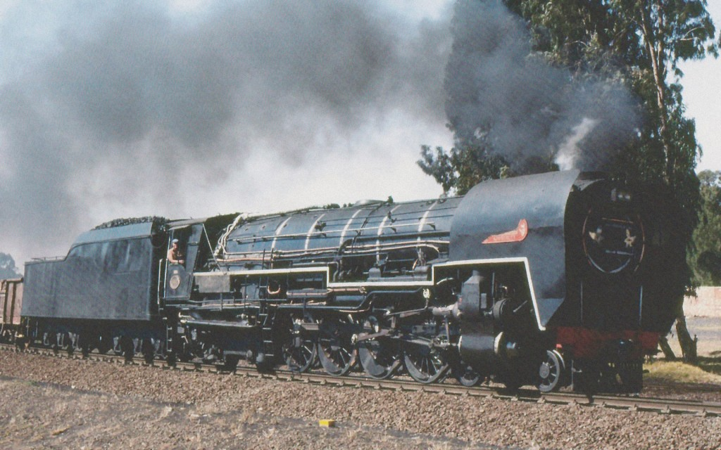 SAR Class 26 Steam Locomotive<br/>HO-013/3