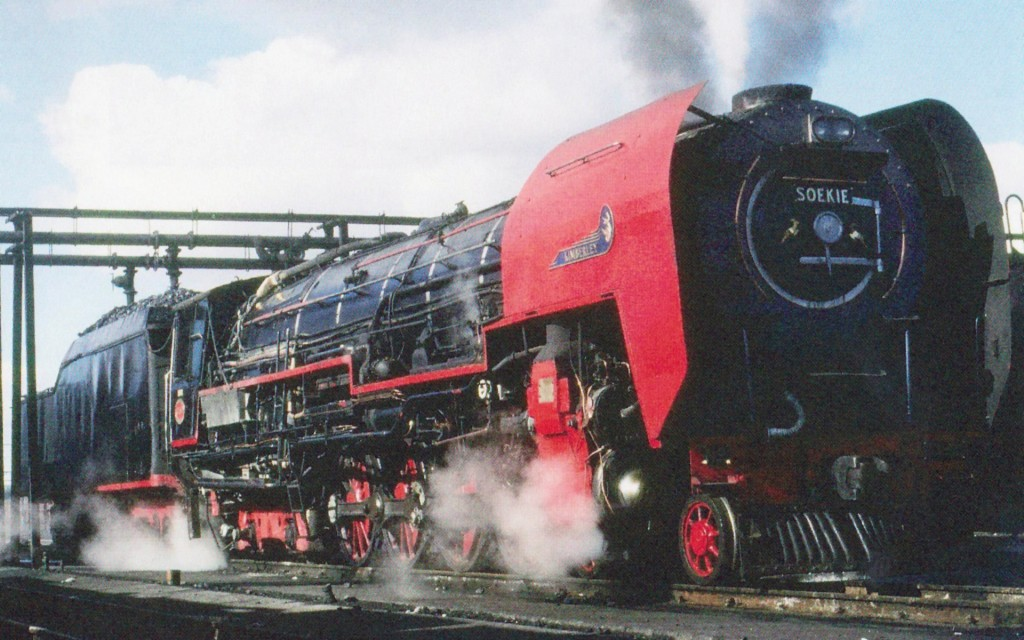 SAR Class 26 Steam Locomotive<br/>HO-013/4