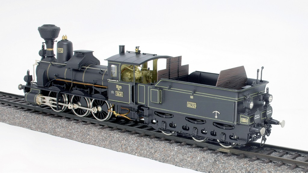 K.K.St.B. Reihe 56.41 Steam Locomotive HO-023/1